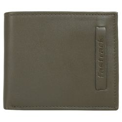 Fastrack Green Casual Short Wallet Art (C0396LGR01)
