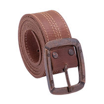 Spykar Leather Belt, l,  brown