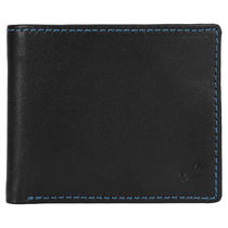 Fastrack Blue Genuine Leather Wallet For Men (C0405LBL02)