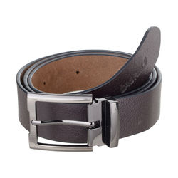 Laurels Brown Color Semi- Formal Genuine Leather Belts For Men (LBT-Ast-06)
