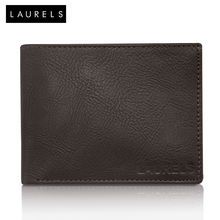 Laurels Urbane Men's Wallet (Lw-Urb-09), brown