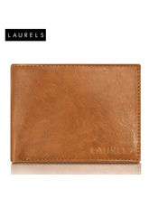 Laurels Aspire Men's Leather Wallet (LW-Asp-06), T...