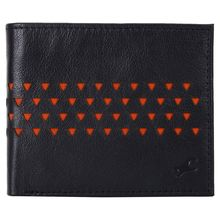 Fastrack Orange Genuine Leather Wallet For Men (C0403LOR02)