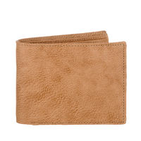 Laurels Genuine Leather Brown Color Formal Mens Wallet (LWT-IMP-09)