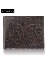 Laurels Hunter Men's Wallet (Lw-Htr-09), Brown