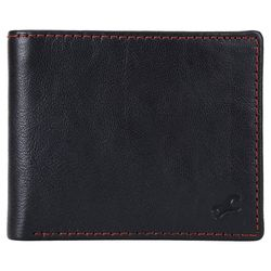 Fastrack Red Genuine Leather Wallet For Men (C0405LRD02)