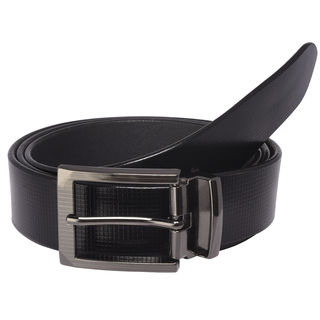 Laurels Cross Genuine Leather Men's Belt (LB-CRS-0...