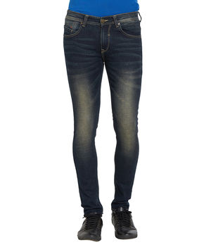 Ultra Slim Low Rise Tight Fit Jeans, 36,  tinted