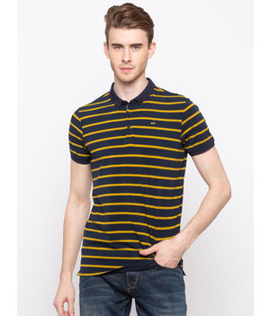 f9ad8961e2 Mens T-shirts | Buy Mens T-shirts Online in India - Spykar| A perfect  destination for your Denim shopping