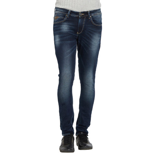 Ultra Slim Low Rise Tight Fit Jeans