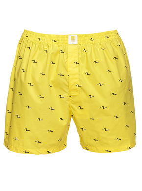 Boxers Short,  yellow, 2xl