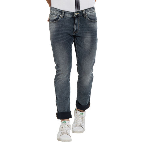Low Rise Narrow Fit Jeans