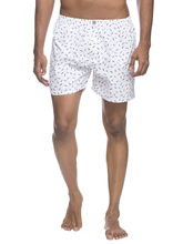Boxers Shorts, m, navy white