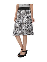 American-Elm Women'S Regular Fit Printed Skirt, s