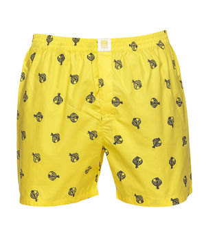 Boxers Short, l,  yellow