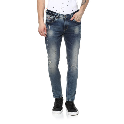 Spykar low rise narrow fit jeans