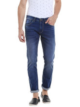 Low Rise Narrow Fit Jeans, 28, mid blue