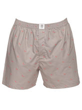 Boxers Short, Light Grey, L