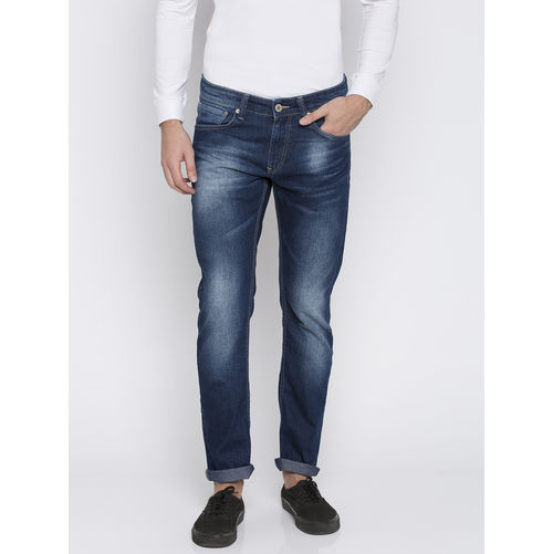 Spykar Low Rise Slim Thigh Narrow Leg