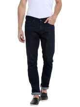 Low Rise Narrow Fit Jeans, 36, raw blue