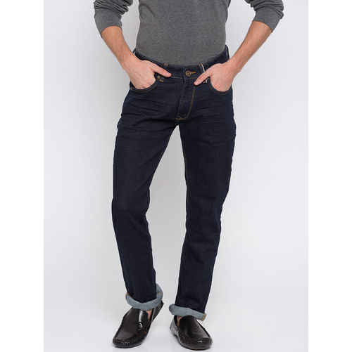 Spykar Low Rise Slim Thigh Tapered Leg