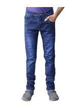 Ragzo Slim Fit Jeans (RI25112), 28, navy blue