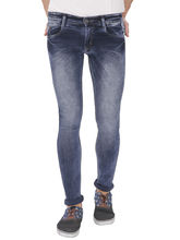 Fiscal Slim Jeans (C264), 36, navy blue