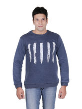 Rico Sordi Men's Full Sleeve Navy Winter Sweater, m