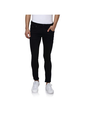 Low Rise Skinny Thigh Tight Leg, 30,  dark blue