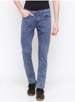 Spykar Solid Trouser, 32, navy1a1920