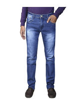 Ragzo Mens Slim Fit Jeans (RI25051), light blue, 30