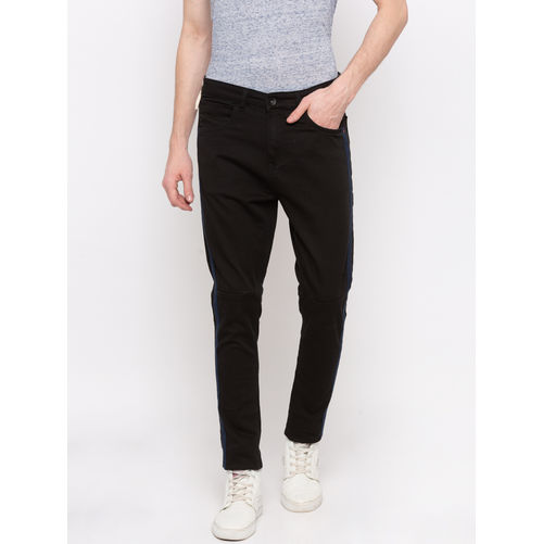 Spykar Low Rise Slim Thigh Ankle Length Jeans