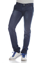 And You Blue Cotton Regular Fit Jean For Men, 28