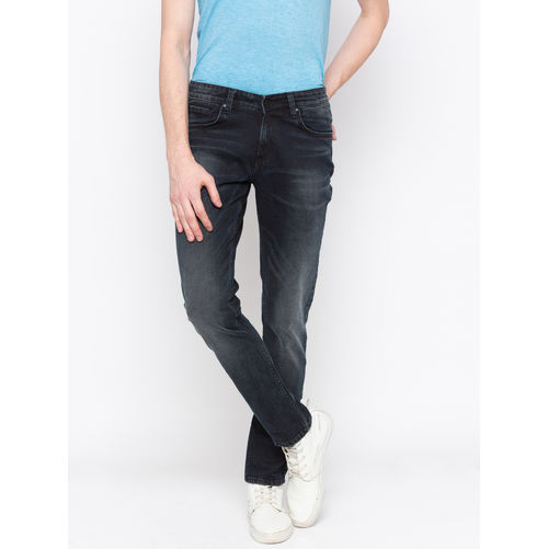 Spykar Low Rise Ultra Slim Thigh Narrow Leg Jeans