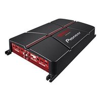 Pioneer GM-A6704 Bridgeable Four Channel Amplifier