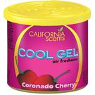 California Cool Gel Ice Air Freshener for Car (126 g), strawberries and cream
