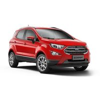New Ford Ecosport Stepney Cover 17 Inch, race red