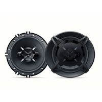 Sony Mega Bass Xs-Fb162e Coaxial Car Speaker,  black