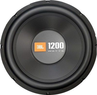 JBL CS-1200 SI 12 Inch Car Audio Subwoofer Speakers (1200 ...