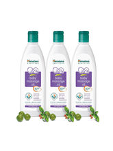 Himalaya Baby Massage Oil 50Ml-Pack Of 3