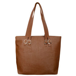 Bueva Trendy And Stylish Shoulder Bag (H_ 4BKLE_ CHOC),  brown