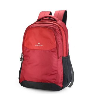 Aristocrat Revo 30 Ltrs Casual Backpack, red