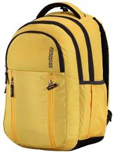 American Tourister 2016 Encarta Laptop Backpack (96W (0) 06 004), yellow