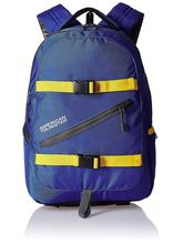 American Tourister Zap-02 Laptop Backpack (14O (0) 01 002), blue