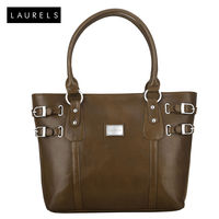 Laurels Superwomen Women's Tote Handbag (LBG-WDW-0909),  brown