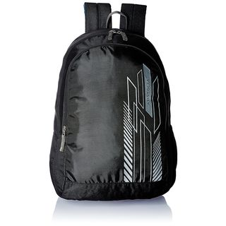 Aristocrat Zing 24 Ltrs Casual Backpack, black