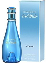 Davidoff Cool Water EDT - 100 ml (For Women)
