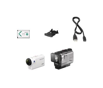 Sony FDR-X3000 4K Action Cam Body Only Waterproof Case
