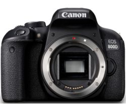 Canon EOS 800D DSLR Camera (Body Only)