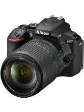 Nikon D5600 DSLR With AF-S 18-140mm VR Kit Lens